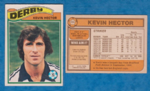 Derby County Kevin Hector England 153